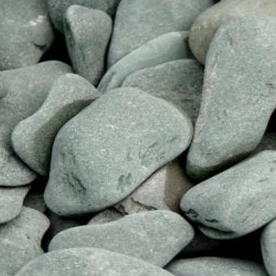 flat pebbles groen