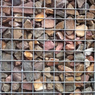 grouwacke steenhekwerk