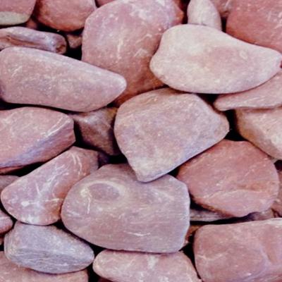 flat pebbles paars